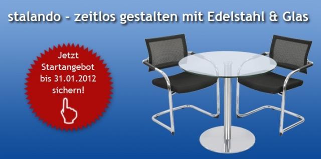 Shopping -News.de - Shopping Infos & Shopping Tipps | stalando startet seinen onlineshop für zeitloses Gestalten in Edelstahl & Glas mit attraktivem Startangebot!