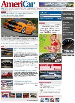 Autogas / LPG / Flüssiggas | Foto: AmeriCar.de feierte über 1 Million Zugriffe.