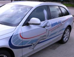 Autogas / LPG / Flüssiggas | Foto: Benzin ist überflüssig: Der Audi A4 2.0 TFSI kommt mit Autogas aus.