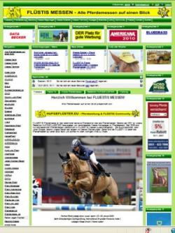 Landwirtschaft News & Agrarwirtschaft News @ Agrar-Center.de | Agrar-Center.de - Agrarwirtschaft & Landwirtschaft. Foto: FLUESTIS Pferdemessen - das Pferdeportal über alle Pferdemessen.