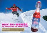 Bier-Homepage.de - Rund um's Thema Bier: Biere, Hopfen, Reinheitsgebot, Brauereien. | Foto: JOSY SKI-WASSER. Der Durstlöscher für die gute Sache.