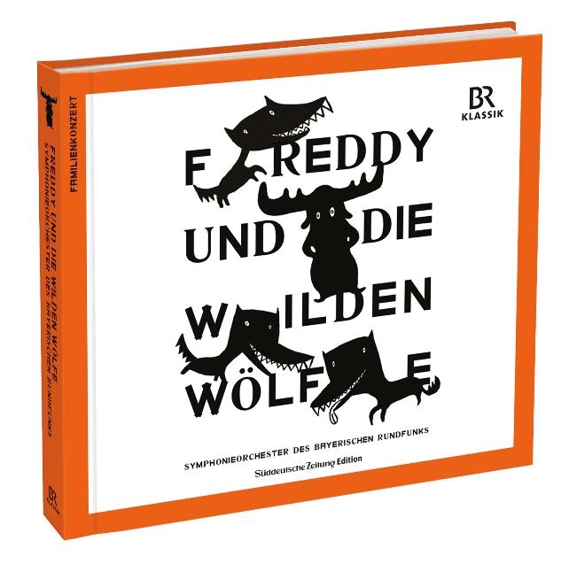Freddy und die wilden Wölfe, Süddeutsche Zeitung Edition