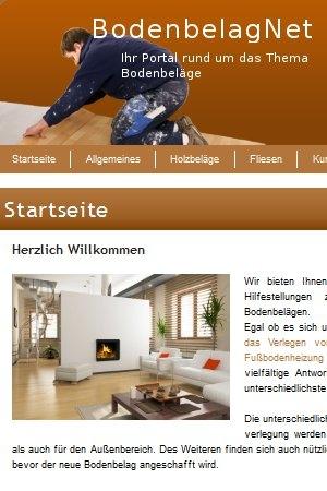 BodenbelagNet von der UPA-Verlags GmbH