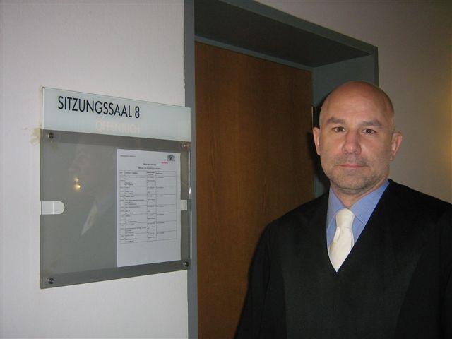 Rechtsanwalt Dr. Donat EBert