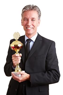 Gutscheine-247.de - Infos & Tipps rund um Gutscheine | Robert Smith nahm die Auszeichnung entgegen