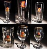 Bier-Homepage.de - Rund um's Thema Bier: Biere, Hopfen, Reinheitsgebot, Brauereien. | Foto: Gläser des Hofbrauhaus Wolters aus Braunschweig.
