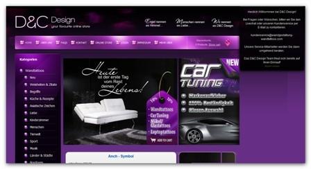 Auto News | Autoaufkleber oder  Autotattoo