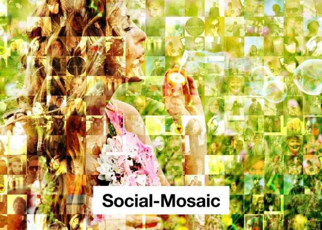 App News @ App-News.Info | ifolor Social-Mosaic