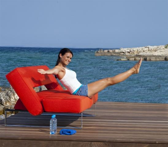 Shopping -News.de - Shopping Infos & Shopping Tipps | Das Sofa Workout von und mit Michaela Süßbauer