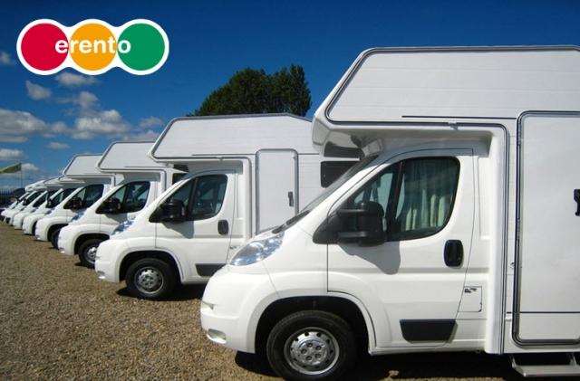 Berlin-News.NET - Berlin Infos & Berlin Tipps | Die Reisemobile nehmen Aufstellung. Wählen Sie Ihr individuelles Fahrzeug auf erento.com aus.