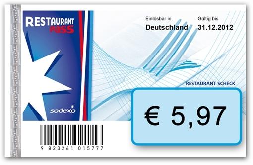 Restaurant Infos & Restaurant News @ Restaurant-Info-123.de | Sodexo Restaurant Pass 2012