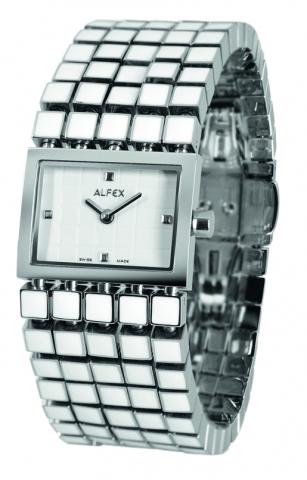 Gold-News-247.de - Gold Infos & Gold Tipps | Mit gewohnter Stilsicherheit hebt die Red Dot Design Award-verwöhnte Marke Alfex jetzt die Grenzen zwischen Uhren- und Schmuckdesign auf. Bestes Beispiel sind die neuen Emailleuhren.