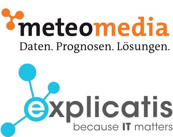 App News @ App-News.Info | Meteomedia und Explicatis kooperieren