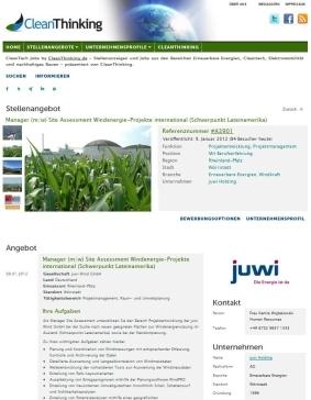 Elektroauto Infos & News @ ElektroMobil-Infos.de. Ausschnitt aus dem neuen Bereich