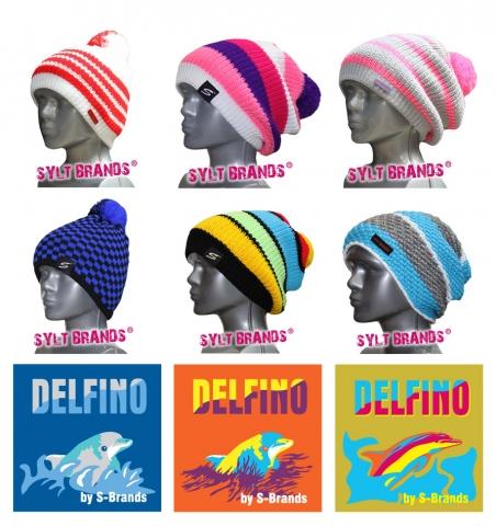 Shopping -News.de - Shopping Infos & Shopping Tipps | Delfino - die neue Marke für Kinderstrick- und Häkelmützen