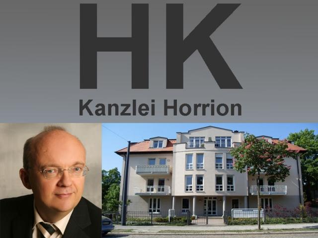 Insolvenzrecht Dresden-Kanzlei Ulrich Horrion in Dresden