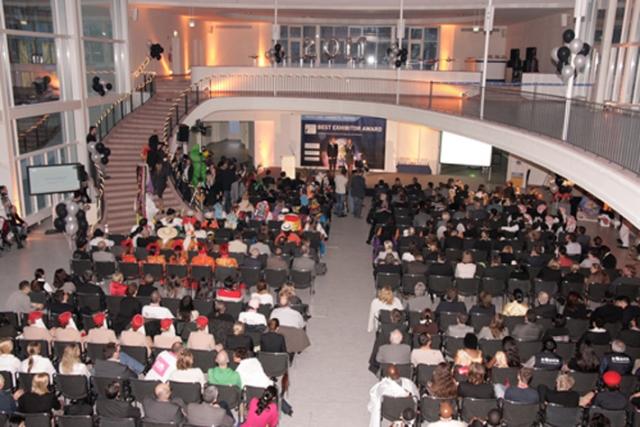 Berlin-News.NET - Berlin Infos & Berlin Tipps | Verleihung des Best Exhibitor Award 2011