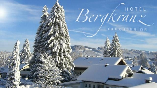 Hotel Infos & Hotel News @ Hotel-Info-24/7.de | Hotel Bergkranz Oberstaufen