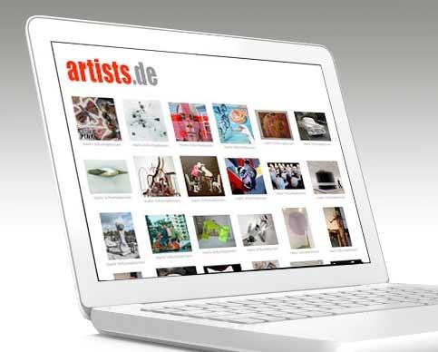 Kunst im Internet kaufen und verkaufen