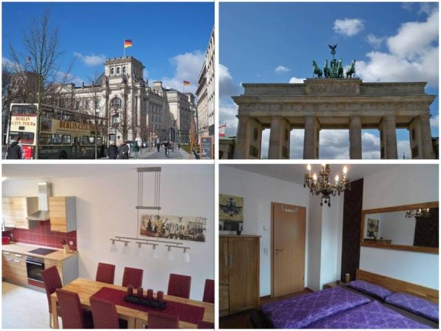 Babies & Kids @ Baby-Portal-123.de | Städtereise nach Berlin - Ferienhaus statt Hotel