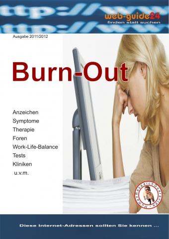 web guide Burnout bietet umfassenden Überblick über das Thema Burnout