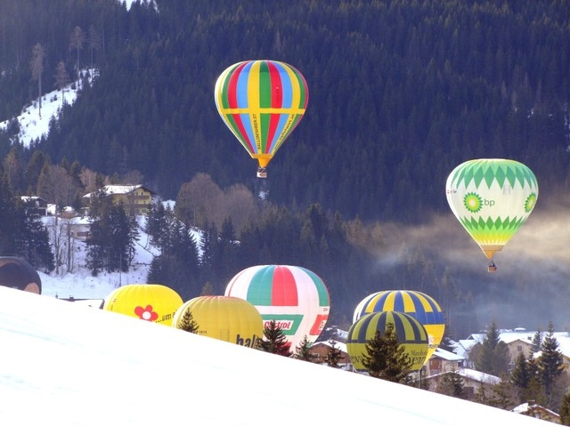Tickets / Konzertkarten / Eintrittskarten | Die 33. Internationale Heißluftballontrophy in Filzmoos
