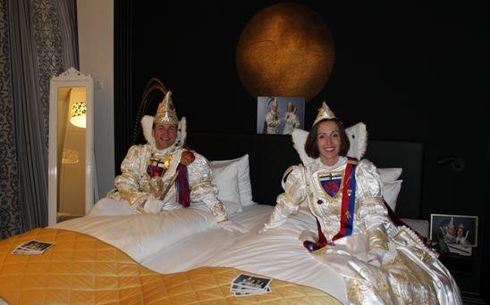 App News @ App-News.Info | Königliches Ambiente für das Bonner Prinzenpaar Rainer I. und Victoria I. in der Hofburg Kameha Grand Bonn