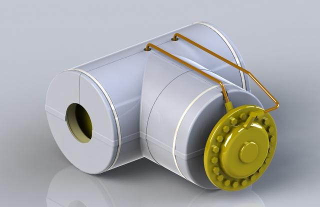 Rheinland-Pfalz-Info.Net - Rheinland-Pfalz Infos & Rheinland-Pfalz Tipps | Das dreiteilige Design der ES-Boxen von GWK Kuhlmann erlaubt auch die einfache Isolierung von Armaturen mit außen liegenden Messleitungen.