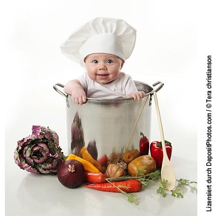 Babies & Kids @ Baby-Portal-123.de | Kinder lieben die bunte Vielfalt von frischem Obst und Gemüse