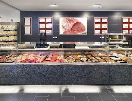 Shopping -News.de - Shopping Infos & Shopping Tipps | Die neue Kühltheke HAUSER VARIUS UVP-C-O im geradlinigen Retrodesign vereint Ergonomie und Funktionalität