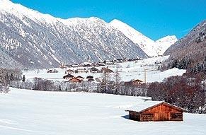 Restaurant Infos & Restaurant News @ Restaurant-Info-123.de | Das Valsertal in Südtirol. Beschaulichkeit und Winterromantik pur. Die Pension Wiesenhof setzt auf eine besondere Küche.