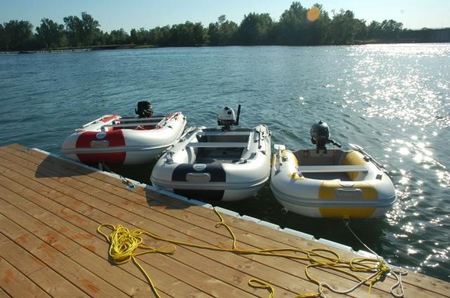 Tickets / Konzertkarten / Eintrittskarten | Schlauchboote auf Binnegewässern ohne Führerschein?