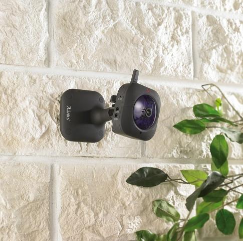 Babies & Kids @ Baby-Portal-123.de | 7Links WLAN-IP-Kamera mit IR-Nachtsicht & Bewegungserkennung