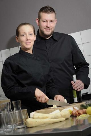 Restaurant Infos & Restaurant News @ Restaurant-Info-123.de | Alexander Braun und Sandrine van Genechten