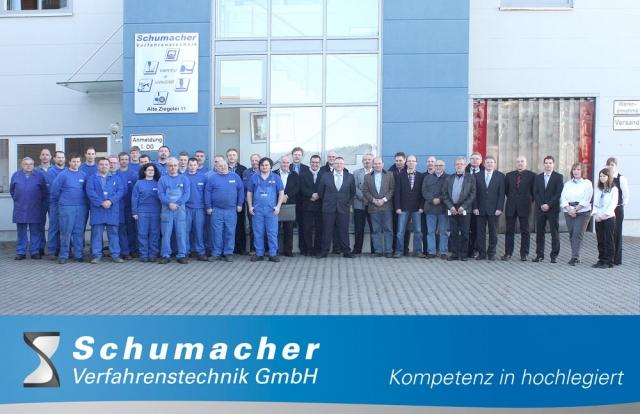 Oesterreicht-News-247.de - Österreich Infos & Österreich Tipps | Team Schumacher Verfahrenstechnik
