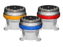 Neue Produkte @ Produkt-Neuheiten.Info   Foto: SOLAR-LED Notfallbefeuerung A650 - ein Hindernis- und Begrenzungsfeuer!
