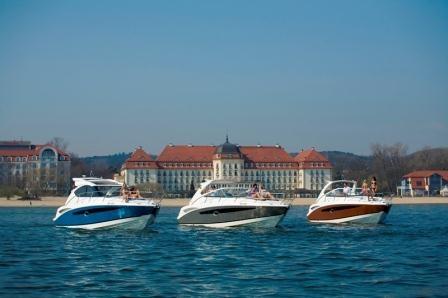 Sport-News-123.de | Lassen sich sehen: Boote aus Polen