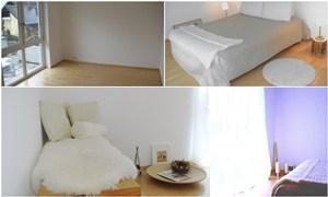 Hotel Infos & Hotel News @ Hotel-Info-24/7.de | Schlafzimmer vorher/nachher