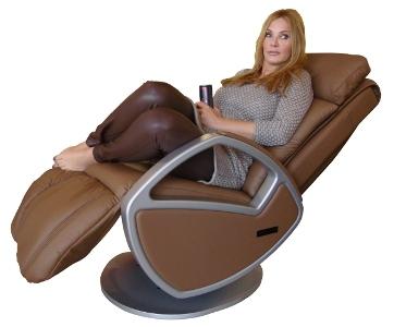 Auto News | Der neue Massagesessel Space von Welcon