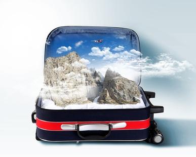 Rom-News.de - Rom Infos & Rom Tipps | Schweres Gepäck aussortieren durch Gespräche in der Gepäckabgabe