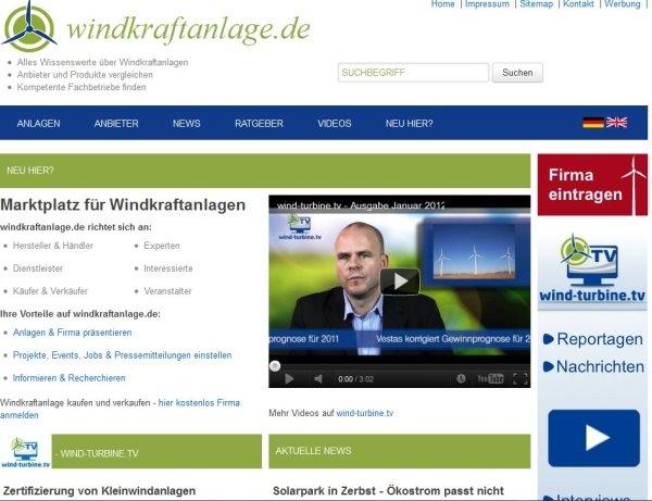 Alternative & Erneuerbare Energien News: