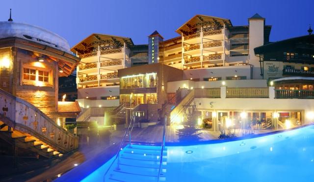 Hotel Infos & Hotel News @ Hotel-Info-24/7.de | Das fünfsterne Hotel Alpine Palace in Saalbach Hinterglemm