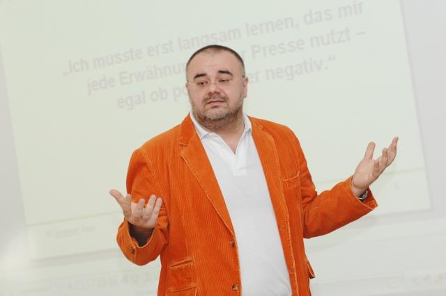 Wien-News.de - Wien Infos & Wien Tipps | No Budget Werbespezialist Alois Gmeiner - Der Werbetherapeut