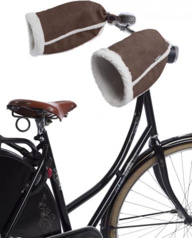Babies & Kids @ Baby-Portal-123.de | Die neuen Handwärmer von Basil sind das perfekte Gegenmittel für kalte Finger beim Fahrradfahren.