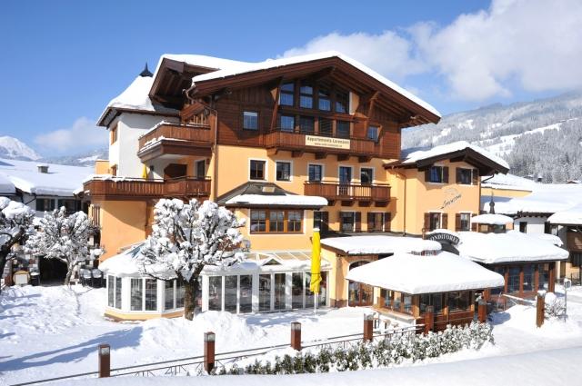 App News @ App-News.Info | Wohlfühlen pur bieten die neuen gemütlichen Appartements der Cafe-Konditorei Lorenzoni in Kirchberg/Tirol (Bild: Lorenzoni).