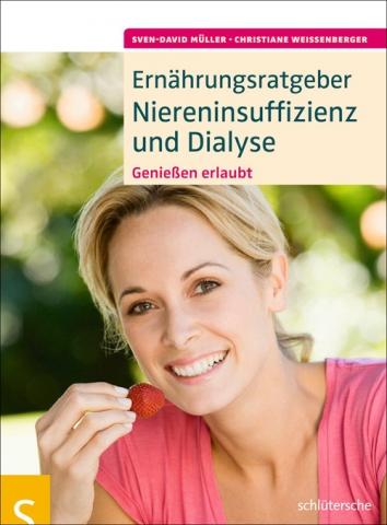 Thueringen-Infos.de - Thüringen Infos & Thüringen Tipps | Der neue Ernährungsratgeber von Sven-David Müller: Ernährungsratgeber Niereninsuffizienz und Dialyse