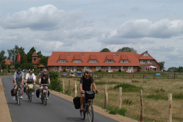 Hotel Infos & Hotel News @ Hotel-Info-24/7.de | Radtouren an der Müritz. Startpunkt ist das Flair Seehotel Zielow