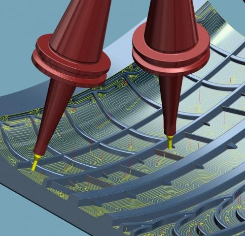 Hardware Infos & Hardware Tipps @ Hardware-News-24/7.de | hyperMILL-Reifenpaket: Programmierkomfort und Effizienz
