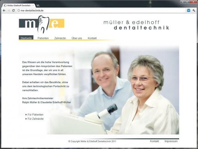 Einkauf-Shopping.de - Shopping Infos & Shopping Tipps | formativ.net, Webdesign Frankfurt, erstellt Internetauftritt der Müller&Edelhoff Dentallabor GmbH mit Joomla! CMS.