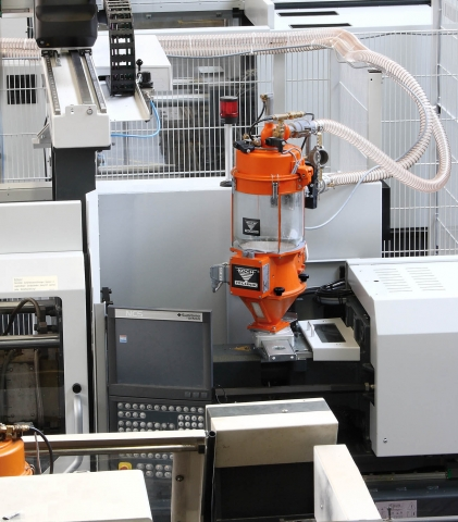 Technik-247.de - Technik Infos & Technik Tipps | Der KOCH-TECHNIK Glasko ist ein Glasfördergerät für stark abrasive Kunststoffe
